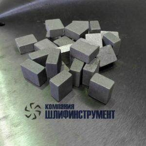 Сегменты по граниту для одиночных пил диаметрами от 1000 мм и более