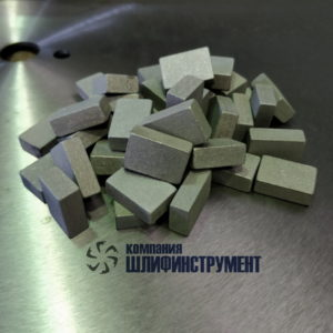 Сегменты по граниту СУПЕРМУЛЬТИ для пакетного пиления от 8 и более дисков